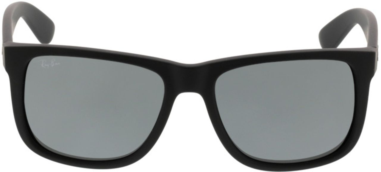 Picture of glasses model Ray-Ban Justin RB4165 622/6G 54-16 in angle 0