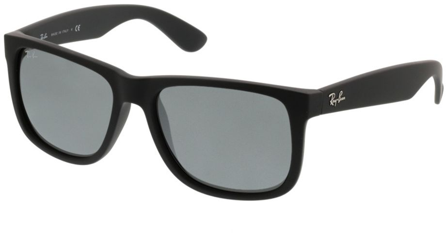 Picture of glasses model Ray-Ban Justin RB4165 622/6G 54-16 in angle 330