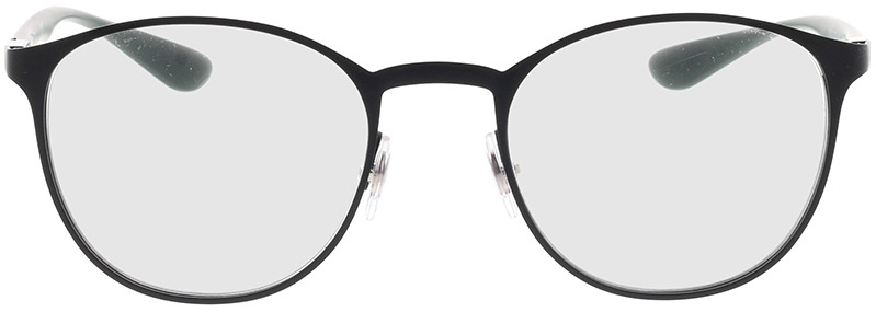 Picture of glasses model Ray-Ban RX6355 3098 50-20 in angle 0