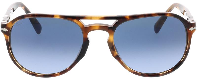 Picture of glasses model Persol PO3235S 1102Q8 55-20 in angle 0