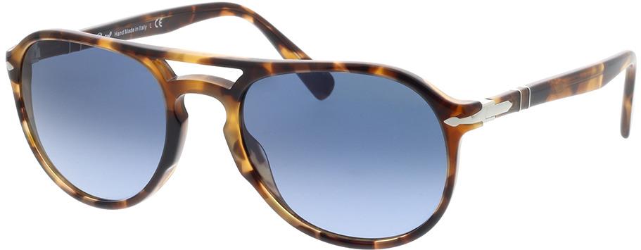 Picture of glasses model Persol PO3235S 1102Q8 55-20 in angle 330