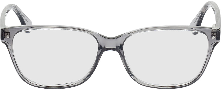 Picture of glasses model Topeka transparant/Grijs in angle 0