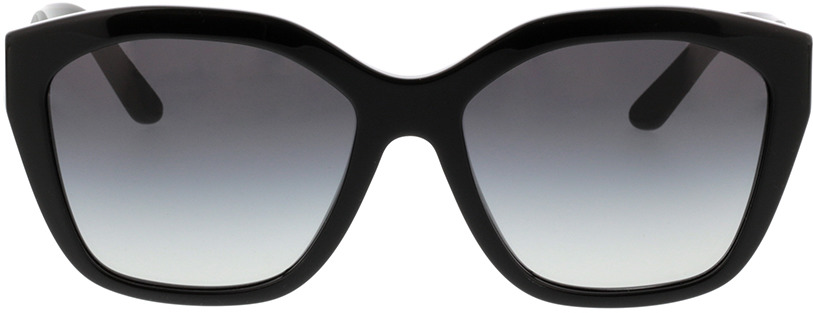 Picture of glasses model Burberry BE4261 30018G 57-17 in angle 0