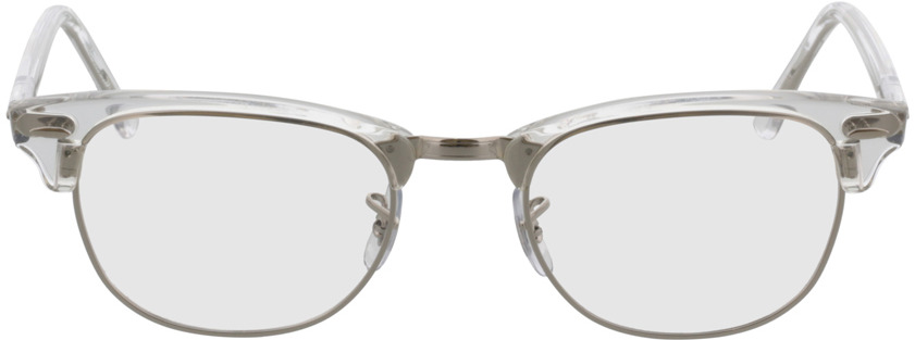 Picture of glasses model Ray-Ban Clubmaster RX5154 2001 51-21 in angle 0