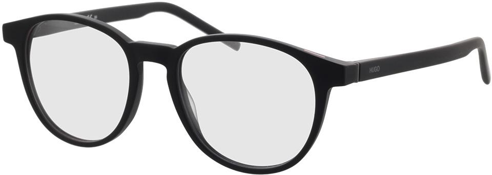Picture of glasses model Hugo HG 1129 003 50-18 in angle 330