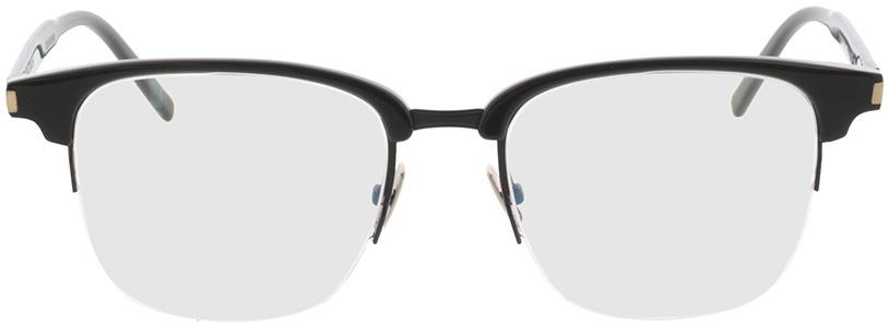 Picture of glasses model Saint Laurent SL 189 SLIM-001 51-18 in angle 0