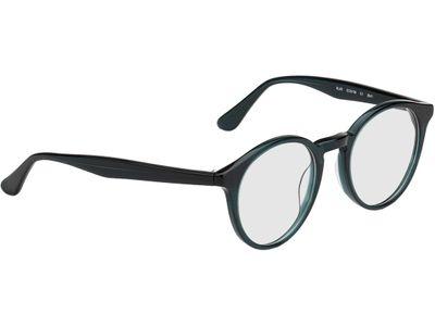 Brille Oldenburg-grün