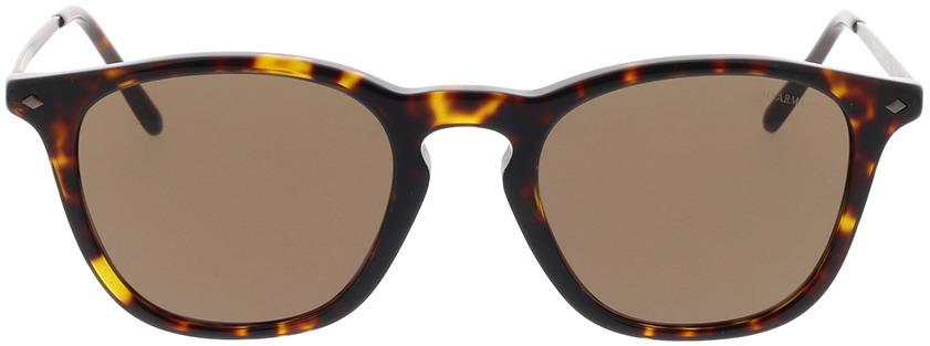 Picture of glasses model Giorgio Armani AR8128 502673 51-21 in angle 0