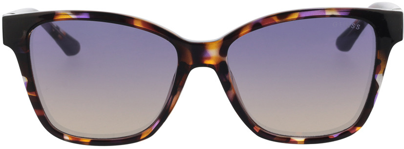 Picture of glasses model Guess GU7776 83Z 54-16 in angle 0