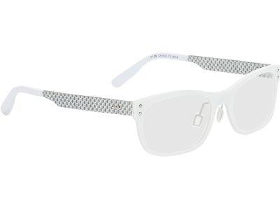 Brille Carbono-weiß