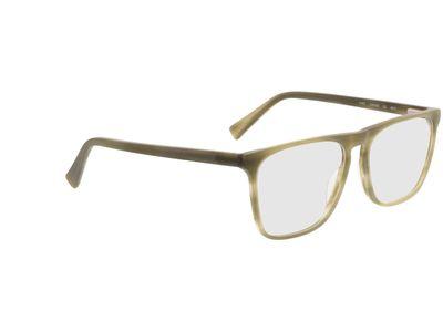 Brille Manby-grün-meliert