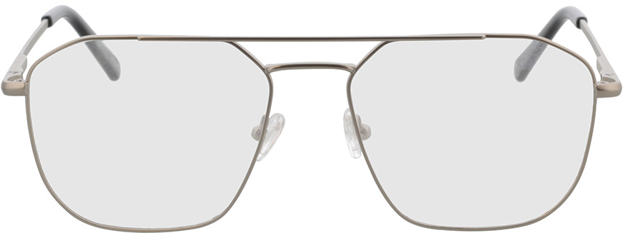 Picture of glasses model Berry-silber/schwarz in angle 0