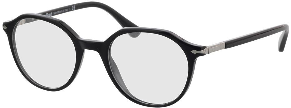 Picture of glasses model Persol PO3253V 95 49-20 in angle 330