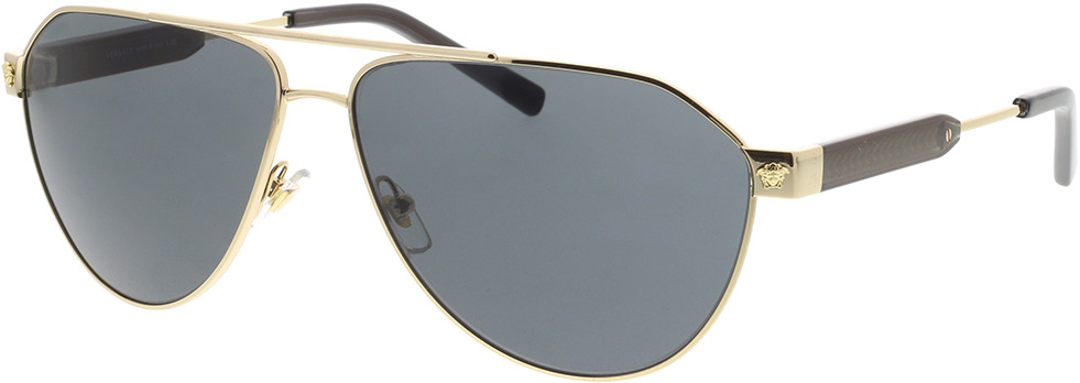 Picture of glasses model Versace VE2223 100287 62-13 in angle 330
