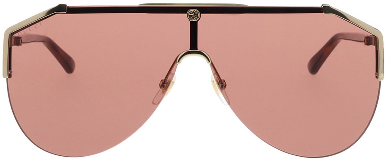 Picture of glasses model Gucci GG0584S-003 99-0 in angle 0