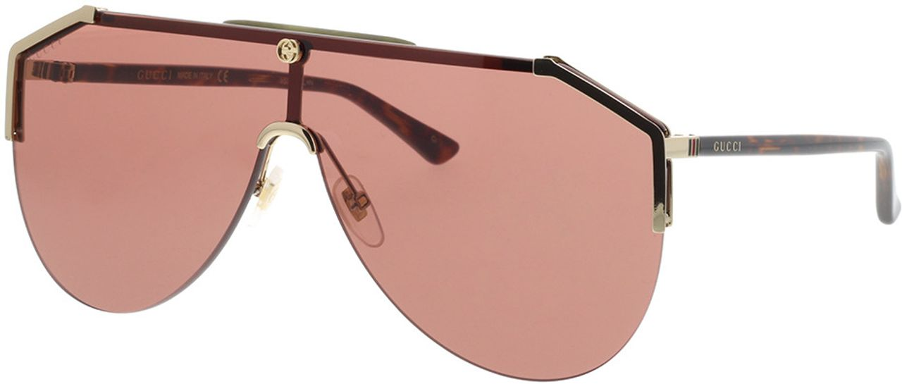 Picture of glasses model Gucci GG0584S-003 99-0 in angle 330