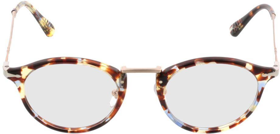 Picture of glasses model Persol PO3167V 1058 49-22 in angle 0