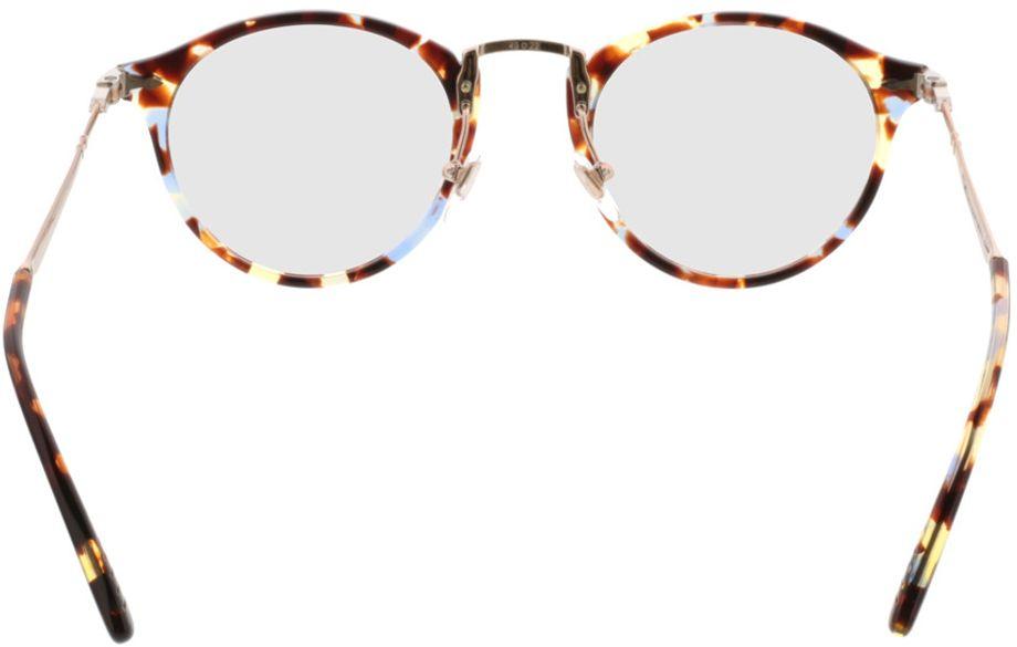 Picture of glasses model Persol PO3167V 1058 49-22 in angle 180