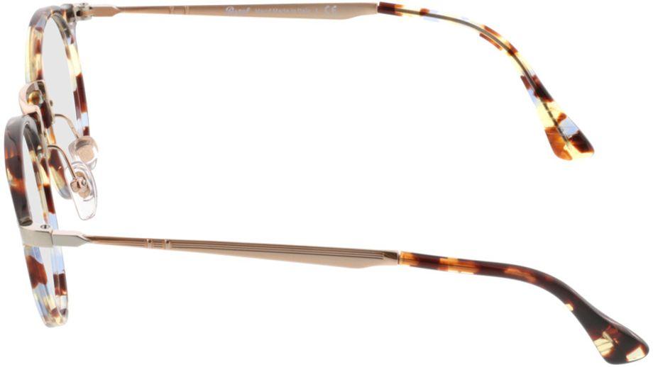 Picture of glasses model Persol PO3167V 1058 49-22 in angle 270