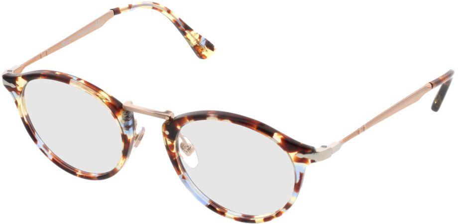 Picture of glasses model Persol PO3167V 1058 49-22 in angle 330