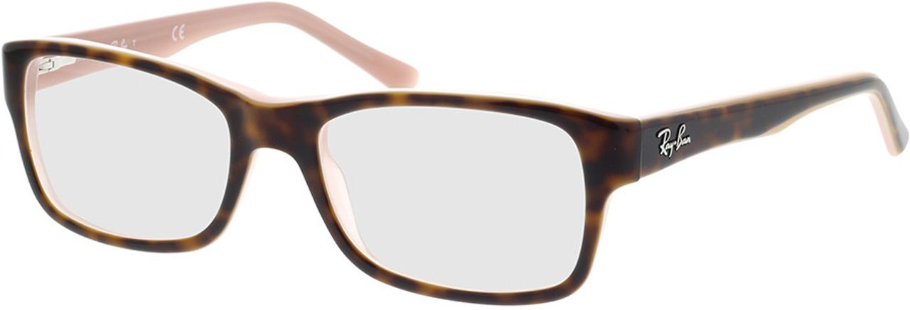 Picture of glasses model Ray-Ban RX5268 5976 52-17 in angle 330