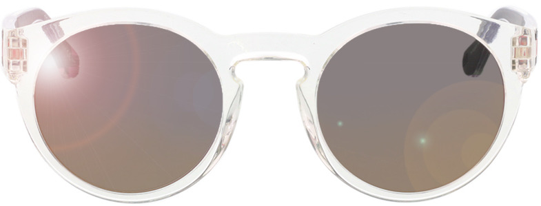 Picture of glasses model Tommy Hilfiger TH 1555/S 141 49-23 in angle 0