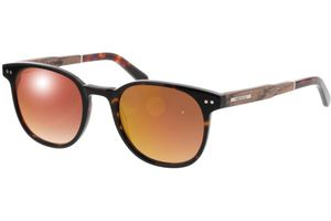 Sunglasses Pottenstein walnut/havana 49-21