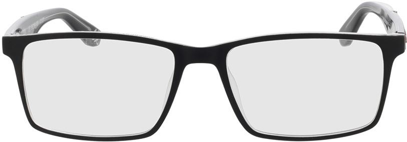 Picture of glasses model Superdry SDO Bendosport 127 matte black/crystal 56-17 in angle 0