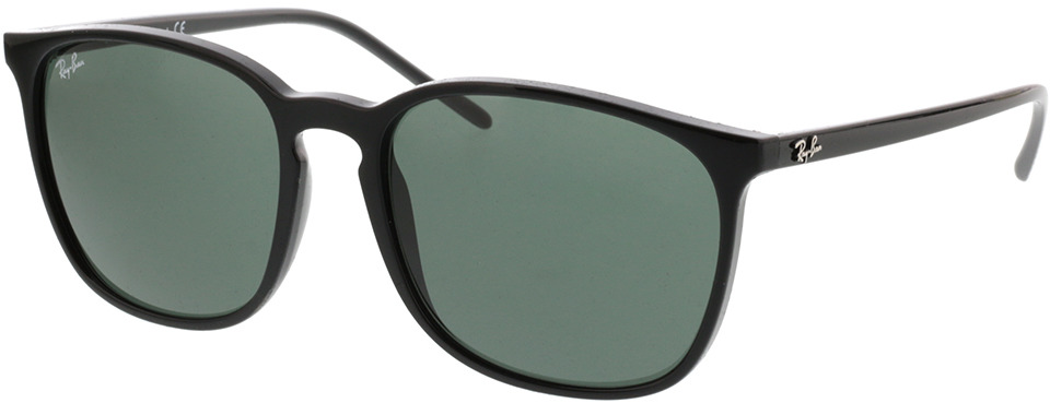 Picture of glasses model Ray-Ban RB4387 601/71 56-18