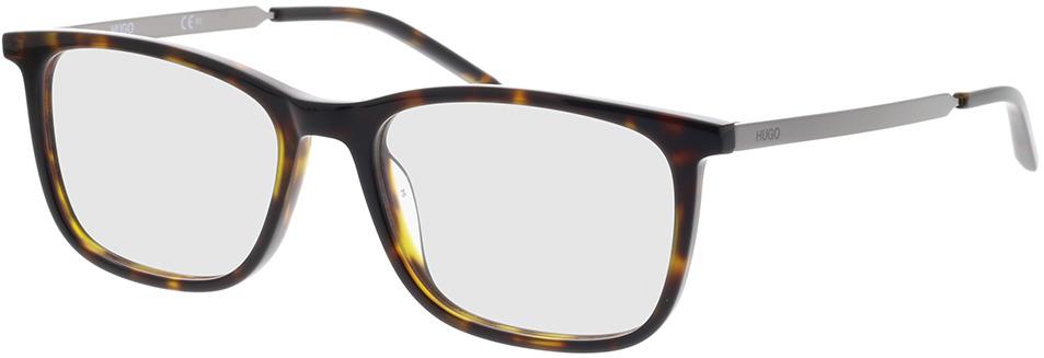 Picture of glasses model Hugo HG 1018 086 52-17 in angle 330