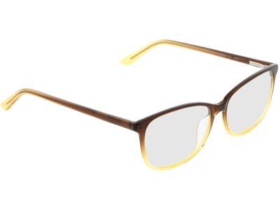 Brille Osaka-braun-verlauf