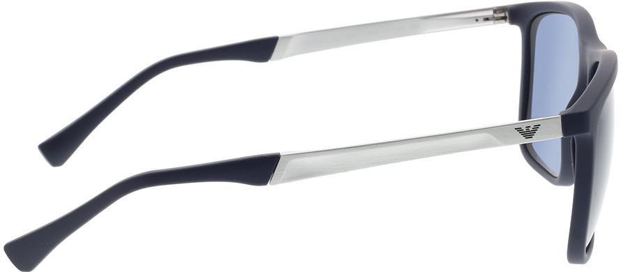 Picture of glasses model Emporio Armani EA4150 54748059 59-18 in angle 90