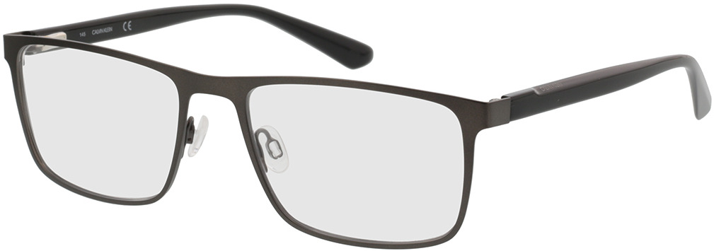 Picture of glasses model Calvin Klein CK20316 008 56-18 in angle 330
