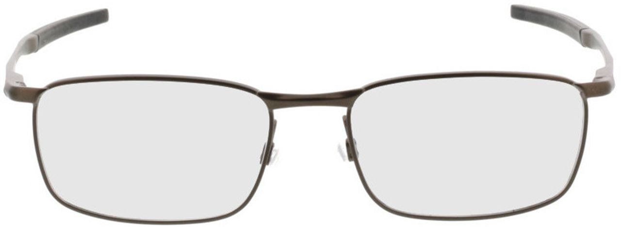 Picture of glasses model Oakley Barrelhouse OX3173 02 52-17 in angle 0