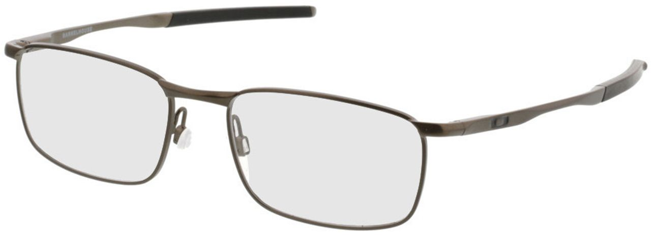 Picture of glasses model Oakley Barrelhouse OX3173 02 52-17 in angle 330