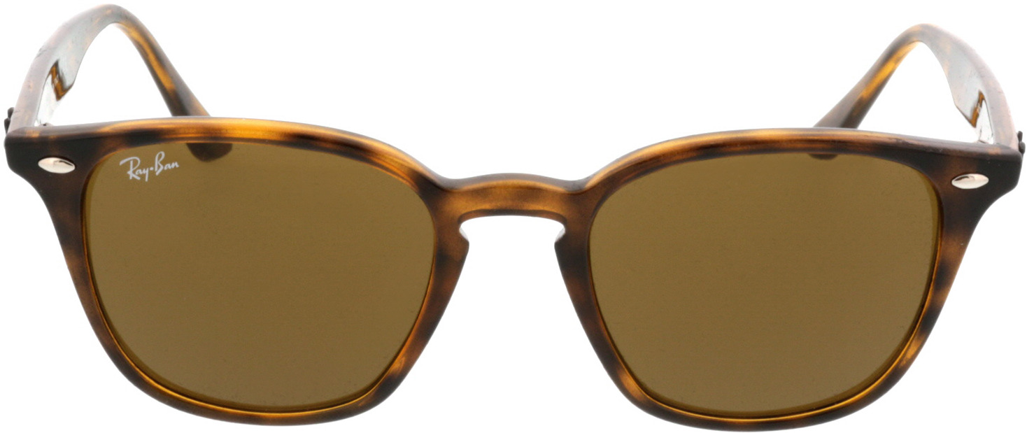 Picture of glasses model Ray-Ban RB4258 710/73 50-20 in angle 0