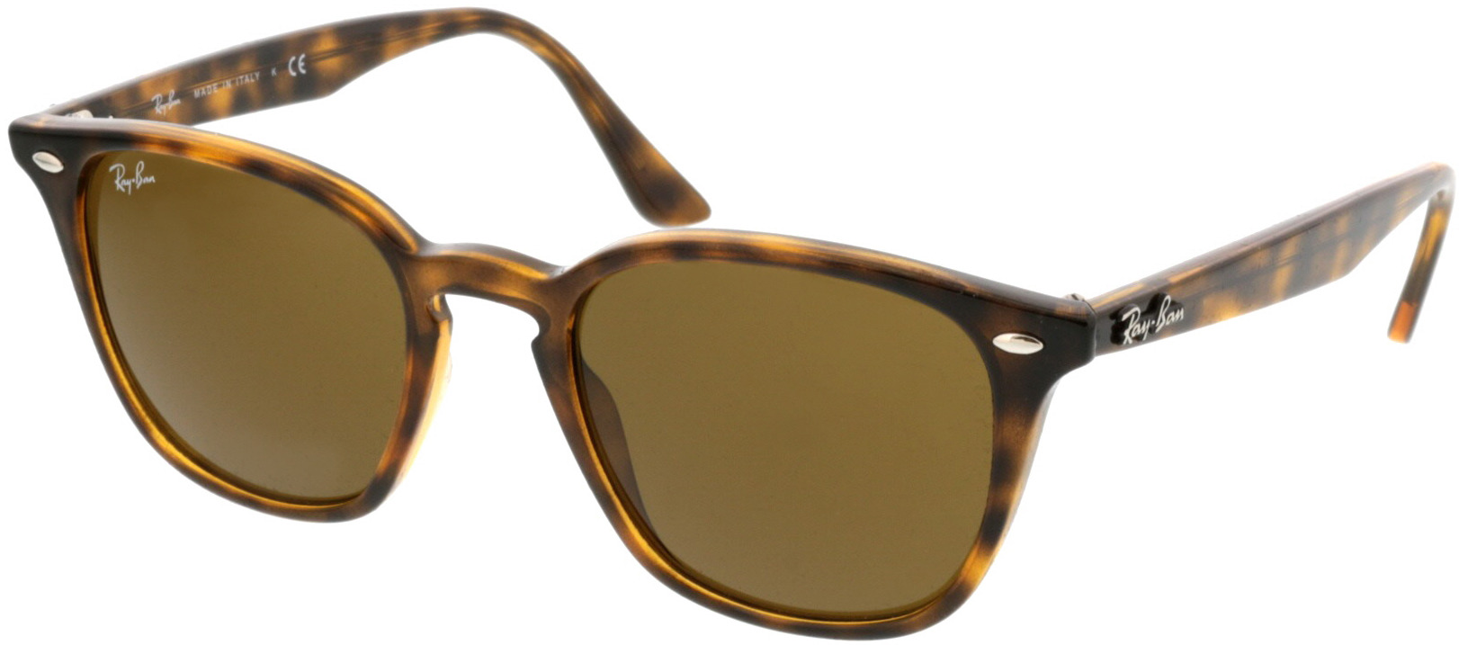 Picture of glasses model Ray-Ban RB4258 710/73 50-20