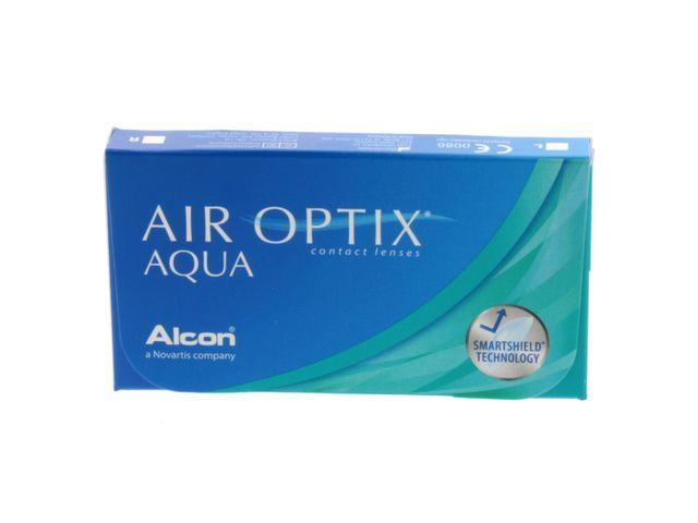 AIR OPTIX® Aqua 3er Box