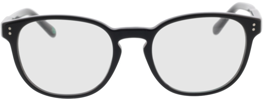 Picture of glasses model Polo Ralph Lauren PH2232 6000 53-20 in angle 0