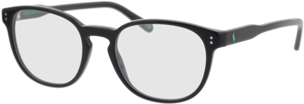Picture of glasses model Polo Ralph Lauren PH2232 6000 53-20 in angle 330