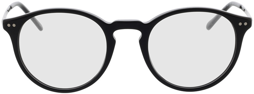 Picture of glasses model Polo PH2227 5001 49 in angle 0