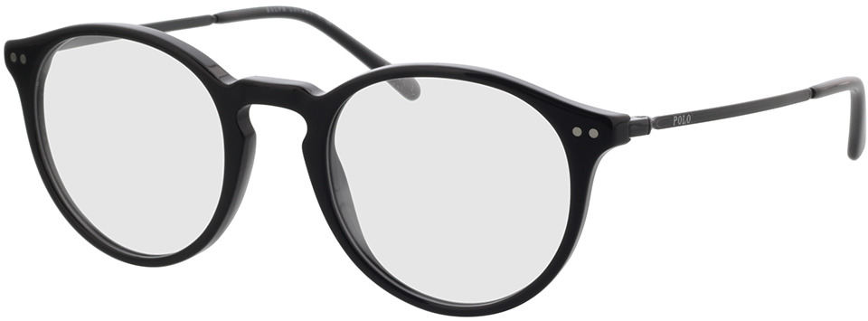 Picture of glasses model Polo PH2227 5001 49 in angle 330