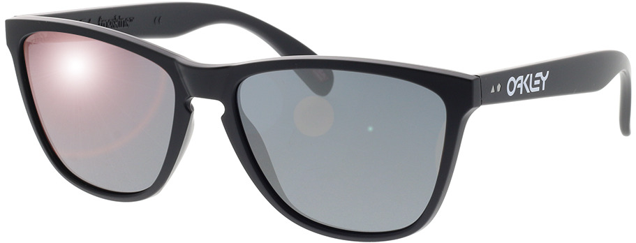 Picture of glasses model Oakley Frogskins 35th OO9444 944402 57-16 in angle 330