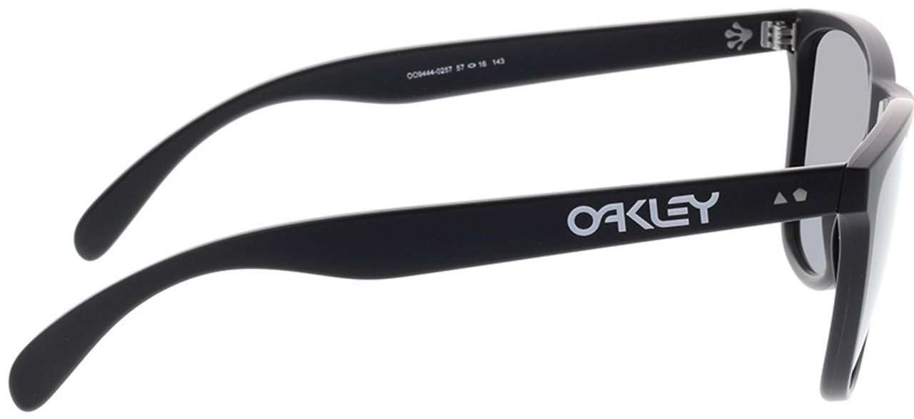 Picture of glasses model Oakley Frogskins 35th OO9444 944402 57-16 in angle 90