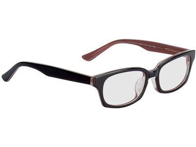 Brille Cuenca-schwarz/braun