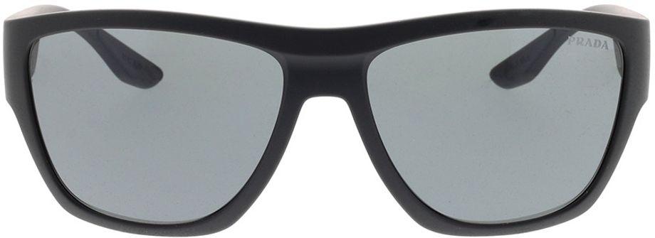 Picture of glasses model Prada Linea Rossa PS 08VS UFK09F 59-16 in angle 0