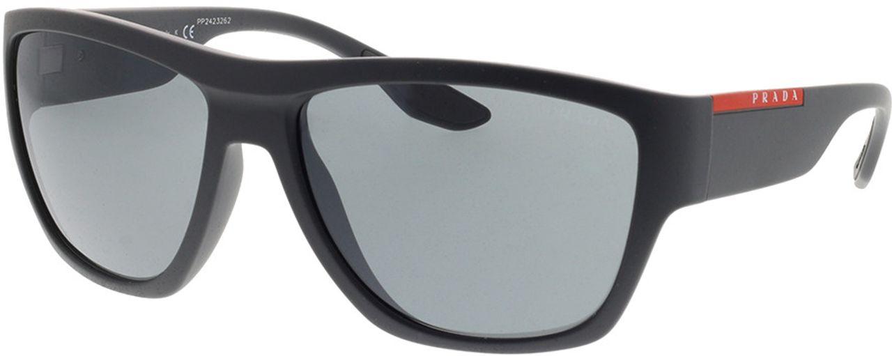 Picture of glasses model Prada Linea Rossa PS 08VS UFK09F 59-16 in angle 330