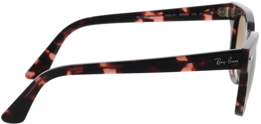 Picture of glasses model Ray-Ban RB2168 133451 50-20 in angle 90