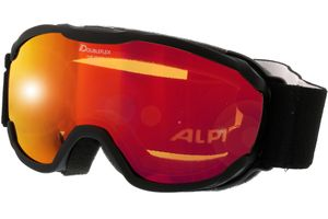 Skibrille PHEOS JR. HM Black Mirror Orange