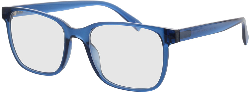Picture of glasses model Lime-blau in angle 330